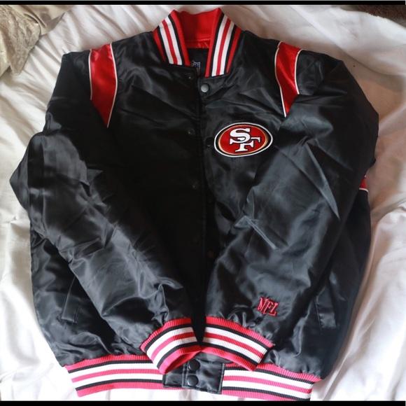 super cheap 8fc8a bcf2a San Francisco 49ers Men's Jacket NWT